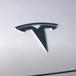 Front and Rear Logo Covering - Tesla Model S, X, 3 and Y