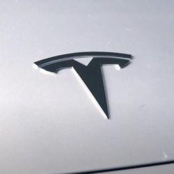Logobedekking voor en achter - Tesla model S, X, 3 en Y