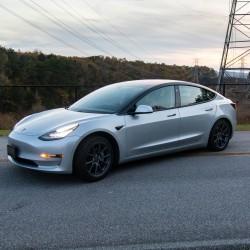 Covering pillar delete / body pillar - Tesla Model 3