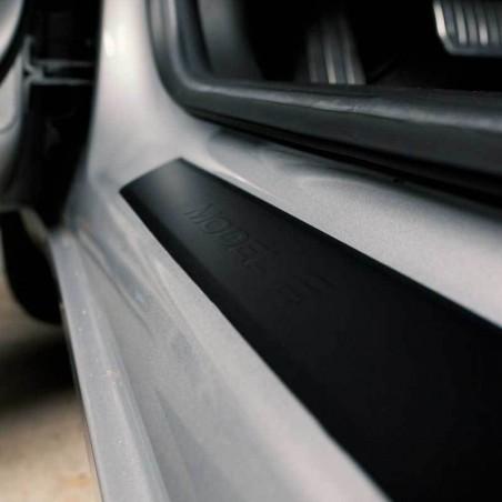 "Door sill cover ""MODEL 3"" - Tesla Model 3 and Y"