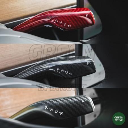 Carbon Comodo Insert - Tesla Model 3