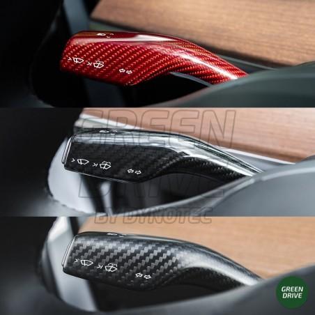 Insert comodo en carbone - Tesla Model 3