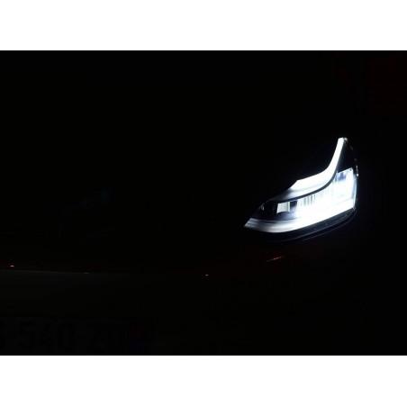 Insert phare avant - Tesla Model 3