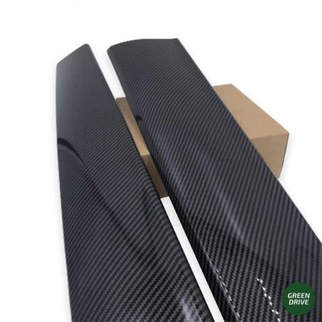 Insert tableau de bord imitation carbone - Tesla Model 3 et Y