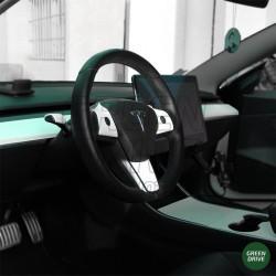 Rigid matt white interior - Tesla Model 3 and Y