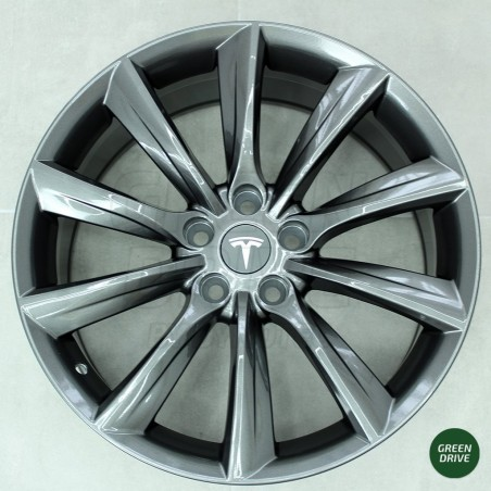 Kit de 4 jantes Turbine 18'' ou 19'' pour Tesla Model 3 (Flow forming)
