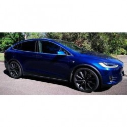 Getinte ruitenset - Tesla Model X