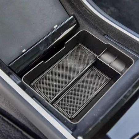 Centre console organizer - Tesla Model 3 and Y