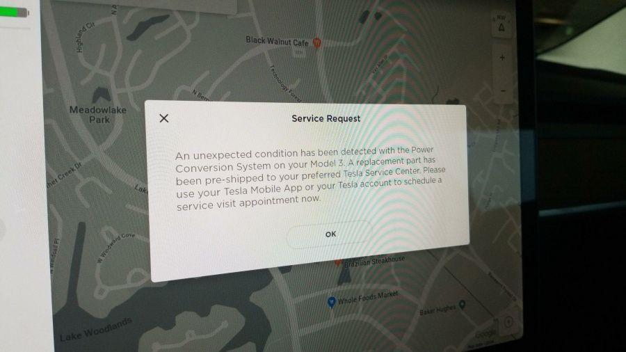 Auto-diagnostic et commande de pièces détachées sur votre Tesla