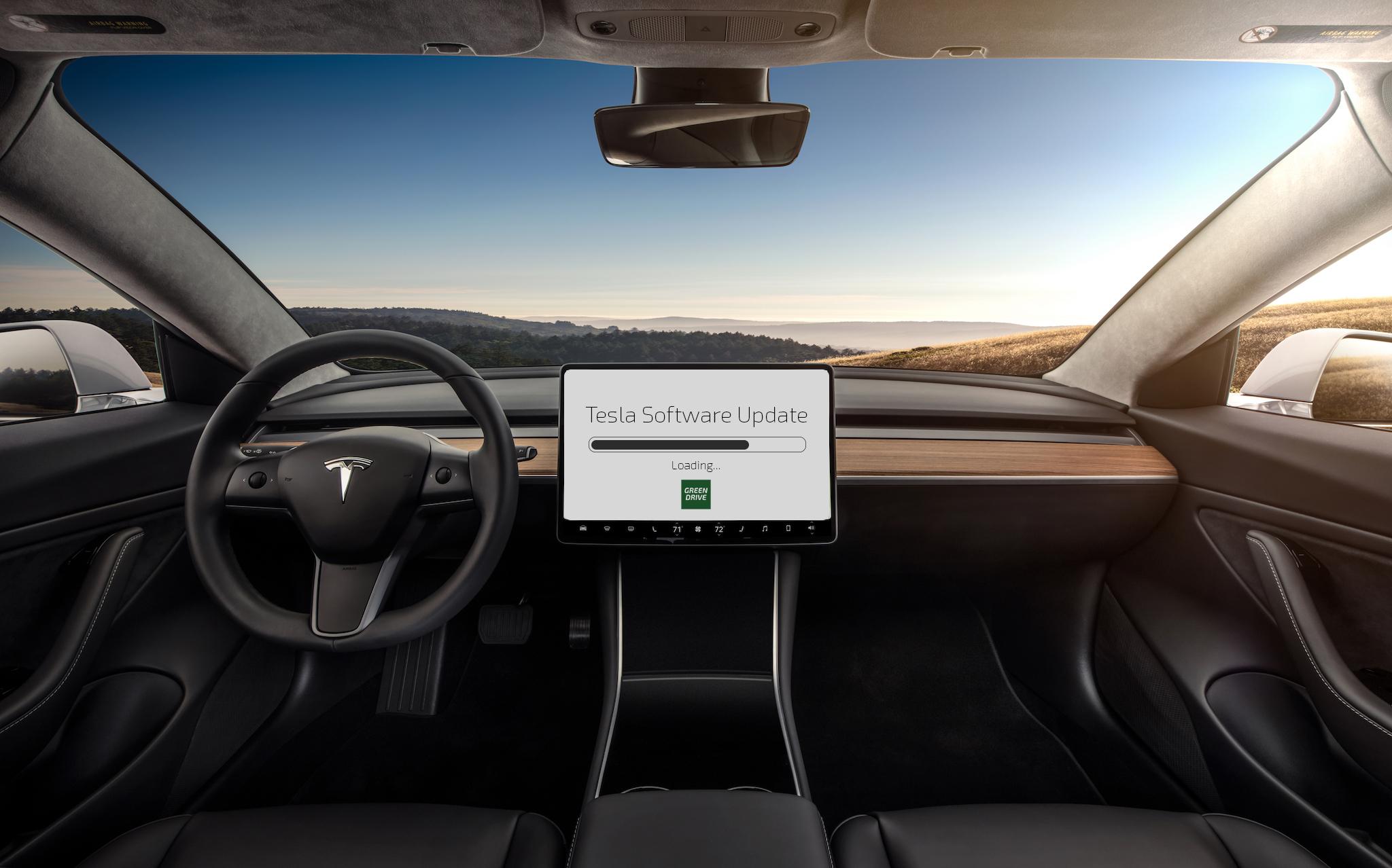 2020.40.0.4, tout ce qu'il faut savoir sur la nouvelle mise à jour Tesla !