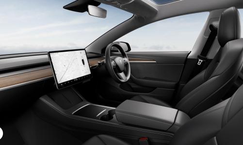Les Tesla Model 3 en Grande Bretagne et en Australie semblent maintenant venir de Chine
