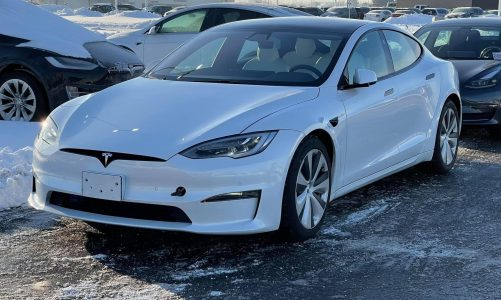 Tesla Model S et Model X Plaid 2021 les premiers prototypes